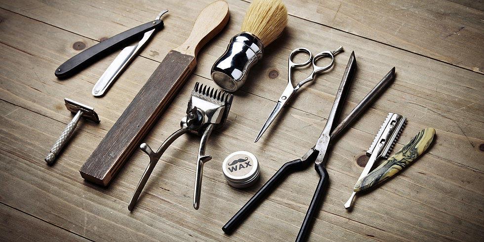 barber gear