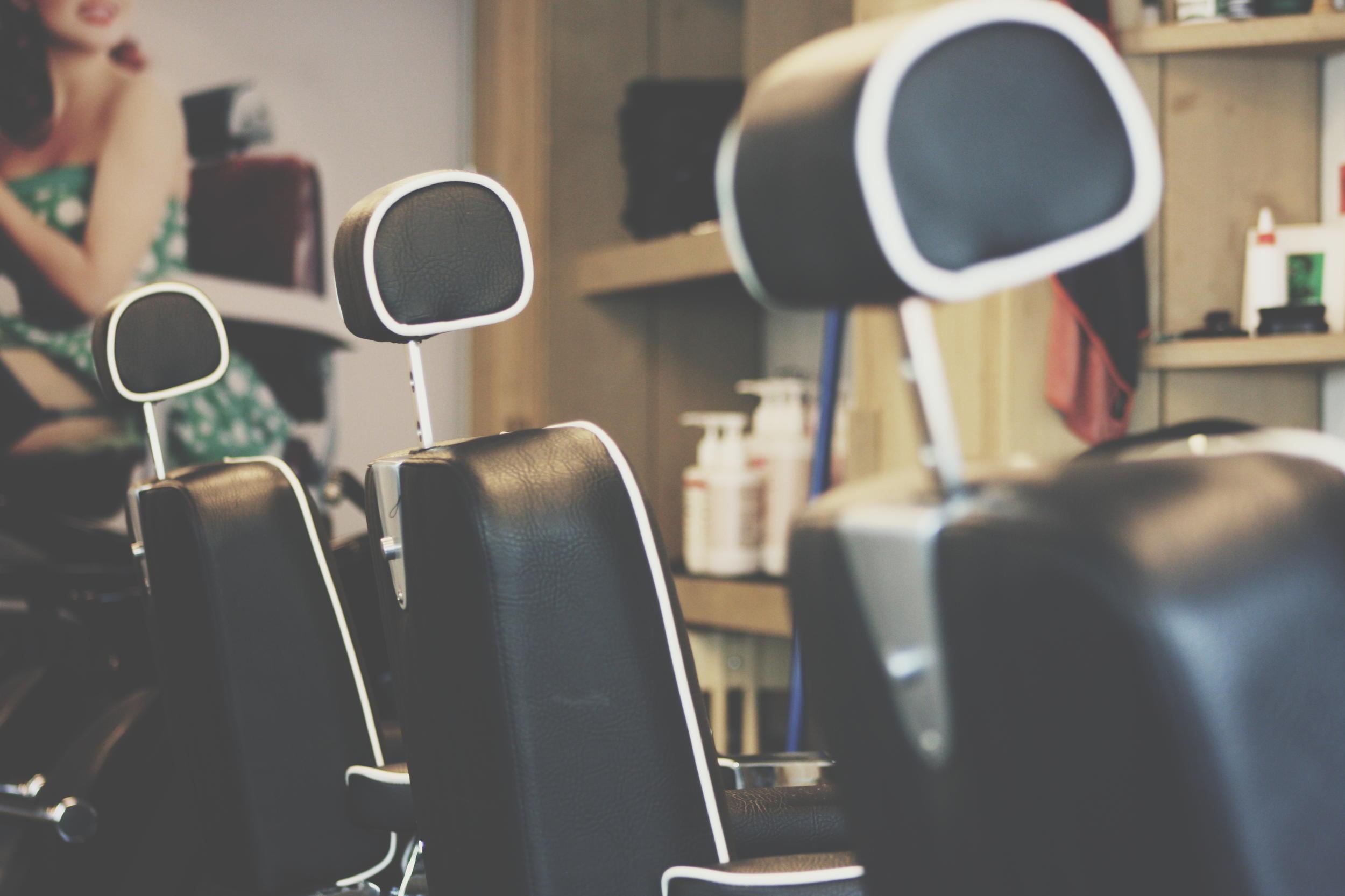 barber stoelen