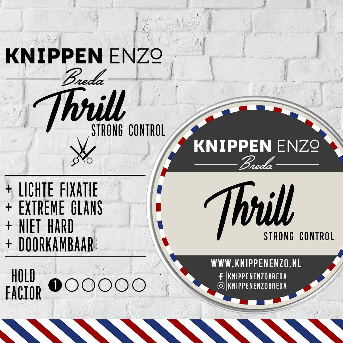 Thrill Knippen Enzo Breda